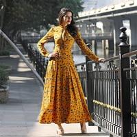 HIGH QUALITY Newest Fashion 2017 Designer Maxi Dress Women S Half Sleeve Red Lace Long Dress