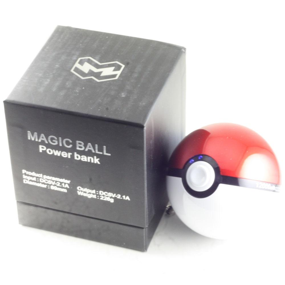 Elf Magie ball 2 gewidmet handy batterie 12000 mah Für apple Android externe batterie Notfall lade