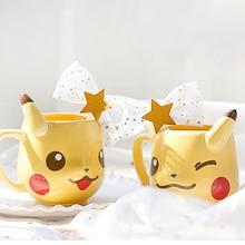 Cute Pikachu Ceramic Mug