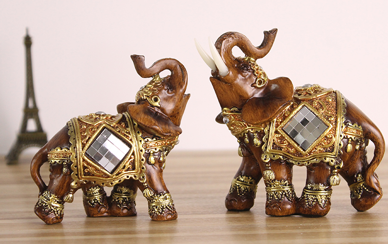 presentes elefante artesanato jardim