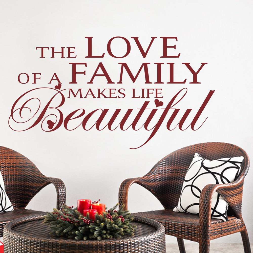 Family Quotes The Love Of A Family Makes Life Beautiful Family Love