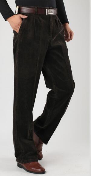 de110bc32f5 Мужские повседневные брюки со средней посадкой