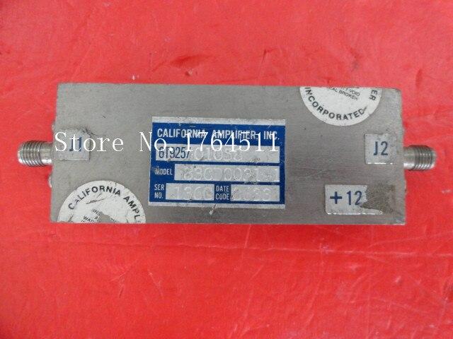 [BELLA] CALIFORNIA 83CD0031-1 12V SMA Supply Amplifier