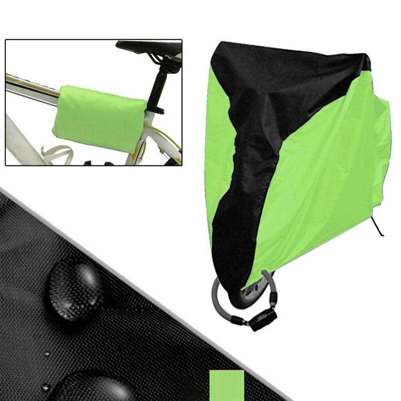 Nouvelle Couverture De Vélo 190 T Extérieure Étanche Couverture De Vélo pour Vtt Vélo De Route Vélo dans Équipement de protection de Sports et loisirs