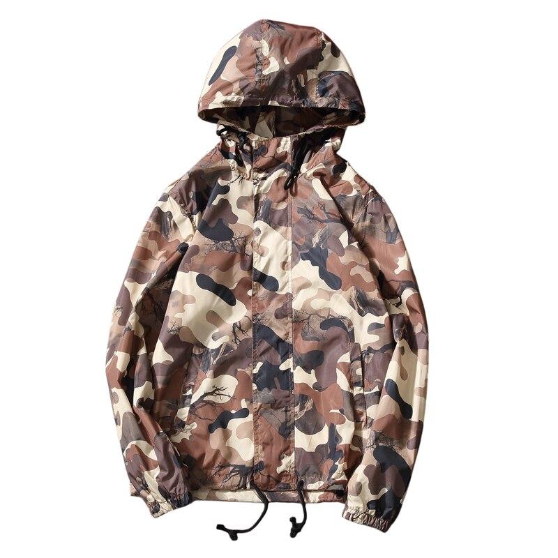 2017 new font b Men s b font fashion leisure hooded jacket overcoat font b Men