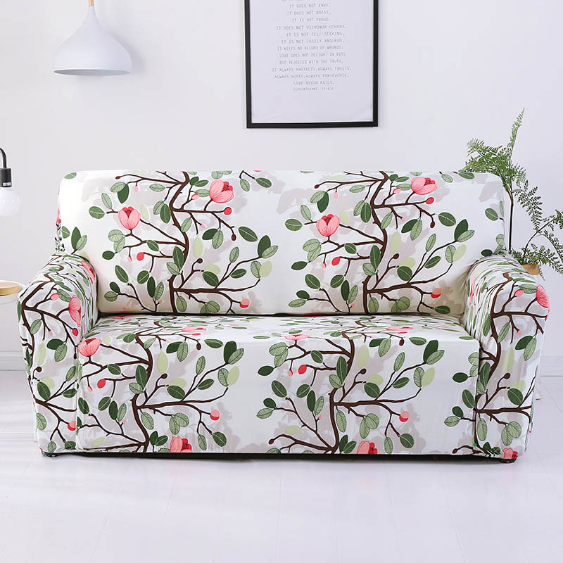 Slip Resistant Sofa Cover in 1 pc for Armchair and Sectional Sofa for Home Hotel and Office
