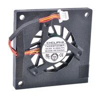 Cooling Revolution T4506F05MP 4 5 cm 45mm 4506 5V 0.25A Eee 700  701  900  901  1000 T4506F05MP EPC ventilador de refrigeración