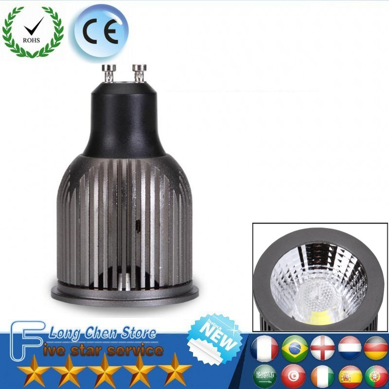LED Bulb Dimmable Spotlight GU10 MR16 E27 COB Chip Beam 15W 20W 25W Spotlight LED Lamp For LED COB Downlight high power lamp