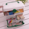 Household multi-layer first aid kit pyxides kit extra large medicine box drug box