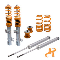 for VW UP/Skoda Citigo/Seat Mii 2011 Street Adjustable Coilover Suspension Kit