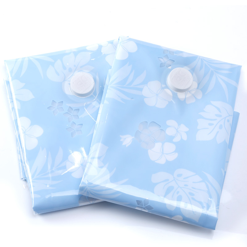 2pcs Blue Vacuum Storage Bags Seal Compressed Bag Convenient Travel Organizer Space Saver Household Clothing and Quilt Packaging-in Storage Bags from Home ...  sc 1 st  AliExpress.com & 2pcs Blue Vacuum Storage Bags Seal Compressed Bag Convenient Travel ...