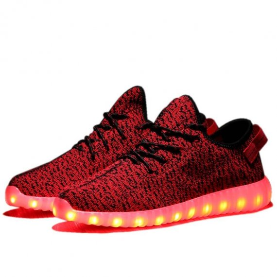 yeezy-led-shoes-red-570x570