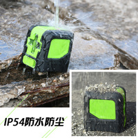 Green Laser Level DIY Mute Cross Line Laser Self Leveling Cross Green Beam Laser Horizontal and Vertical Lines