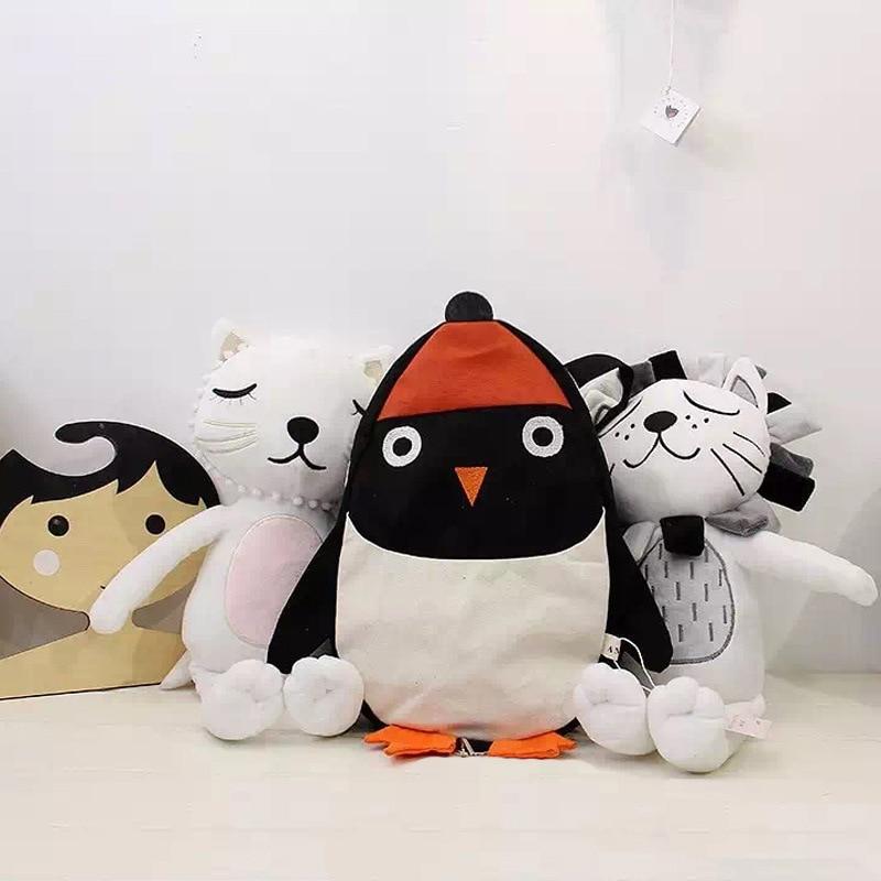 Yeni Şirin Körpə Yetkin Penguin Sırt Təhlükəsizlik - Uşaqların fəaliyyəti və avadanlıqları - Fotoqrafiya 3