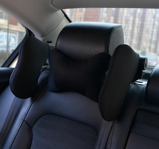 4 couleur réglable siège de voiture appui-tête oreiller appui-tête reste sommeil côté coussin adapté pour BMW Toyota Honda Mazda Ford Audi