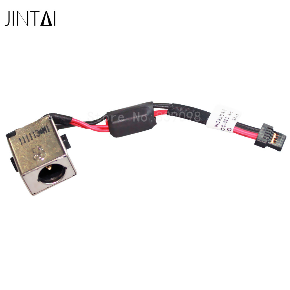 Jintai DC POWER JACK CHARGING PORT SOCKET HARNESS CABLE FOR ACER ASPIRE ONE 722 SERIES P1VE6 DC30100F100 hot new laptop dc power jack with cable for desktop laptop for acer aspire 5741 dc jack with cable free shipping