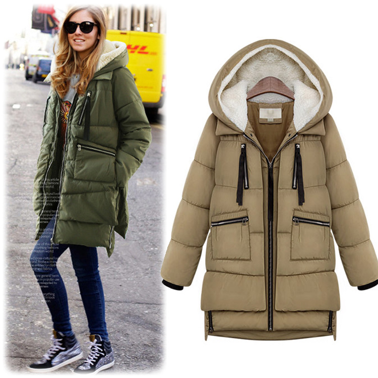 Real From Top Plumas Parka Down Rushed Parkas Mujer 2015 Abrigos Yes Abrigo Coats Warm Women's Clothing Full In Of Fashion Coat Women Winter Woman New 100 Wg0fw7qHw5