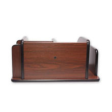Luxury Wooden Desk Organizer