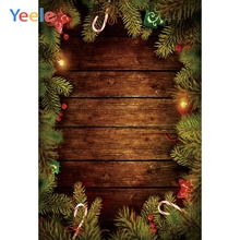 Yeele Grunge Wood Board Texture Pine Photography Backdrops Christmas Professional Photographic Backgrounds For The Photo Studio
