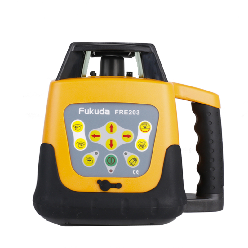 FRE 203 Rotary Red Green Laser Level POSITIONING ELECTRONIC SELF LEVELING 360 DEGREE Beam Line Cross