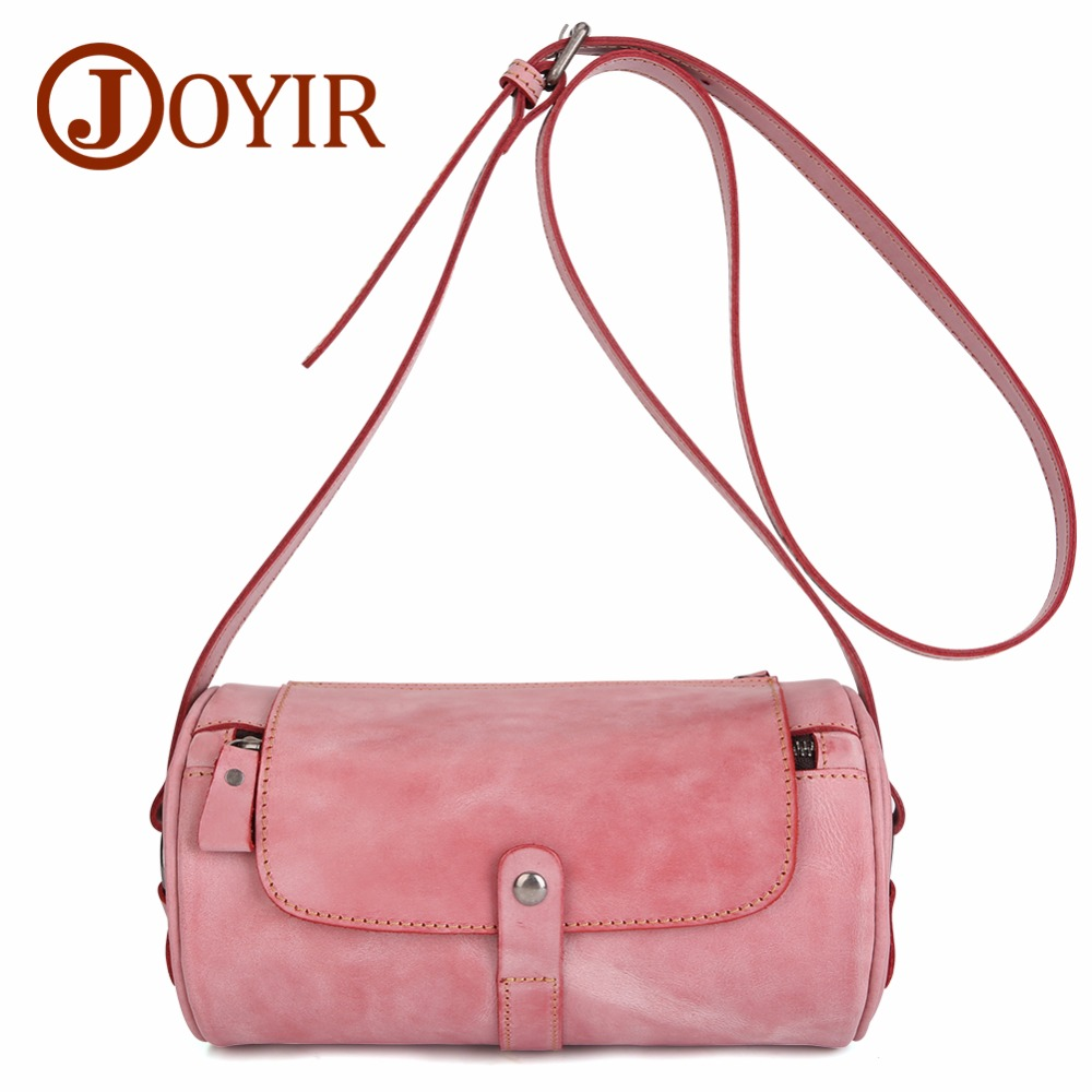JOYIR 2018 Fashion Genuine Leather Shoulder Bags Women Bag Female Vintage Crossbody Bag for Women Bolsa Feminina Messenger Bags forudesigns fashion flower painting women casual tote bags large crossbody messenger bags for women female bag bolsa feminina