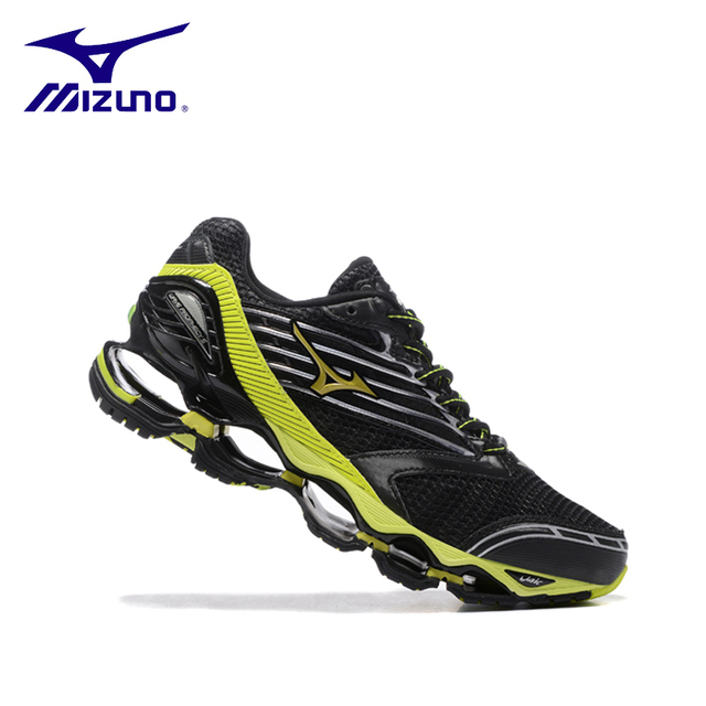Mizuno Athletic Wave Prophecy 5 Men s Shoes Sneakers Weightlifting Shoes 0319f5d4596f