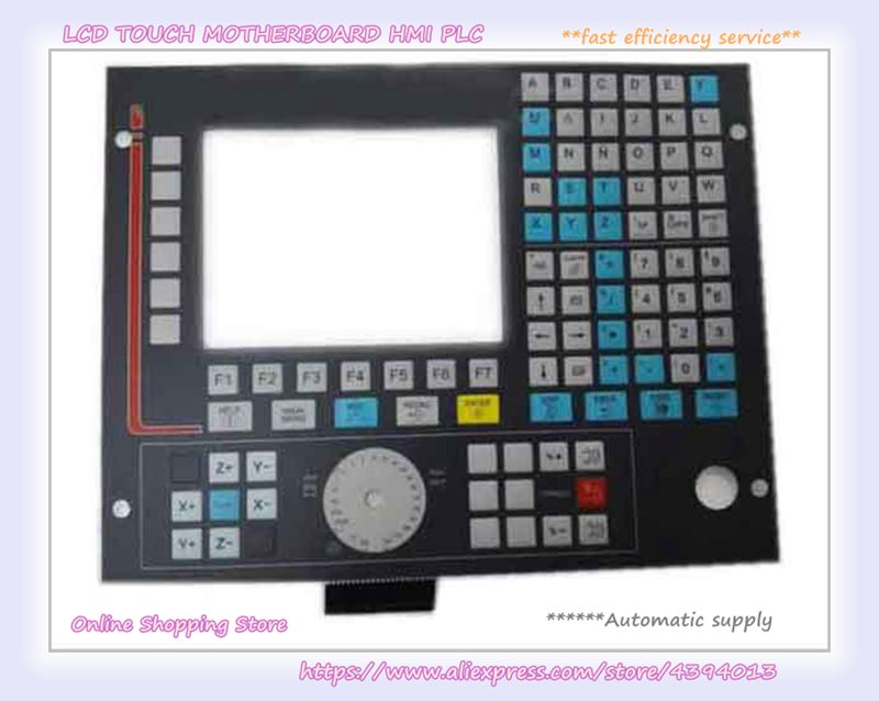 New CNC8036M key film 196 01