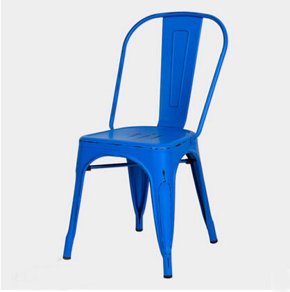 Free Shipping Blue Vintage Side Chair free shipping blue vintage side chair