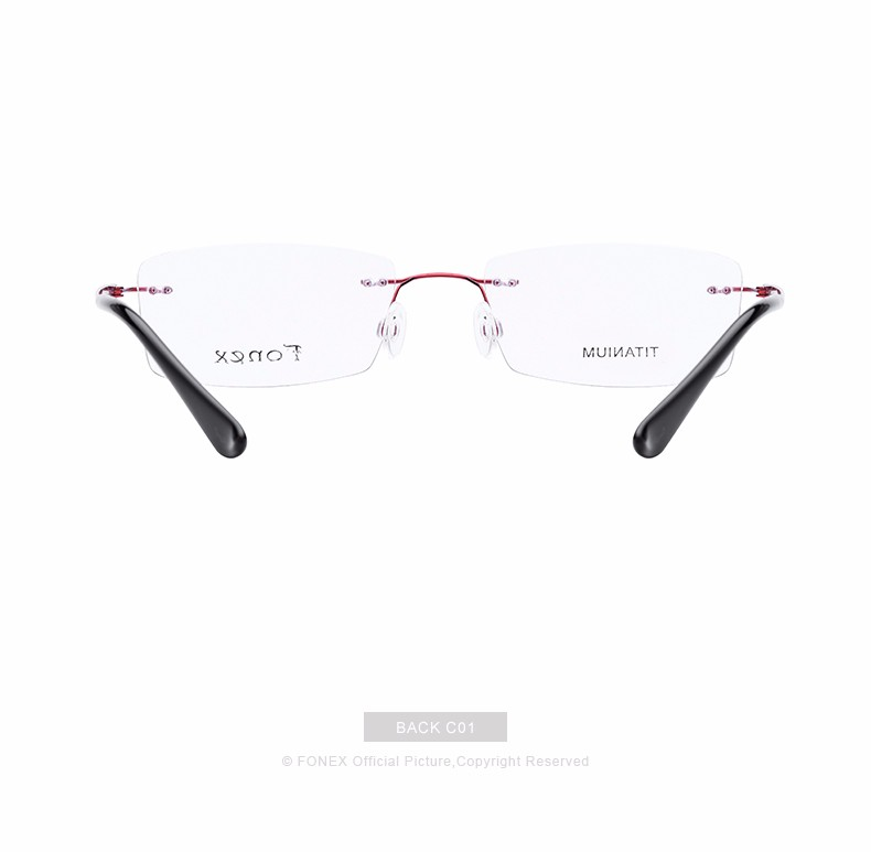 fonex-brand-designer-women-fashion-luxury-rimless-titanium-Square-glasses-eyeglasses-eyewear-myopia-silhouette-oculos-de-sol-with-original-box-F10009_13