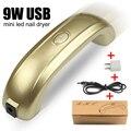 1 Unidades Embalaje Original USB LED Secador de Uñas para Uñas de Gel esmalte de Uñas Cuidado Máquinas Herramienta UV Esmalte de Uñas de Gel Curado