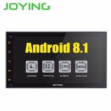 JOYING 4 Гб ram 2Din Android Авторадио автомобиля мультимедийный плеер gps Нет DVD стереосистема рекордер, радио для VW/Nissan/Toyota/Honda