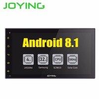 JOYING 4GB RAM 2Din Android Car Autoradio Multimedia Player GPS NO DVD Head Unit Tape Recorder Radio for VW/Nissan/Toyota/Honda