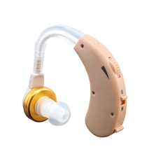 F-135 Ear Hearing Aid High Quality Convenience Volume Adjustment Portable Deaf Voice Sound Amplifier