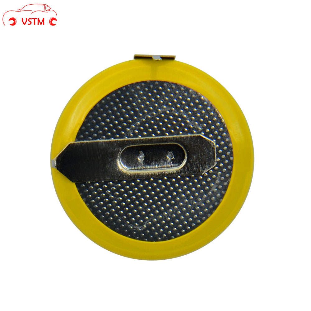 VSTM LIR2025 Rechargeable Battery 3.6V For BMW E46 E39 E36 E38 E34 Remote Key Car Battery Shell 1PC