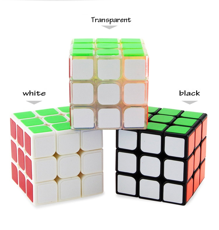 YONGJUN GuanLong Magic Cube 3x3x3 Neo Cube SpeedCube Professional Cube Puzzle Toys For Children Educational 3*3*3 Gift