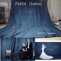 4x6m Hand made muslin background Photo video Muslin tie dyed Backdrops for Professional Photographer F5654
