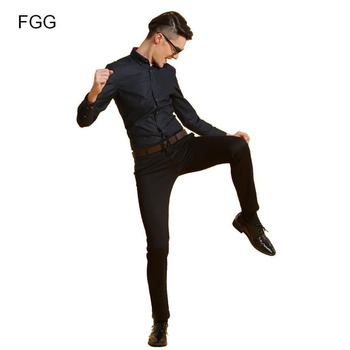 Men Pants Brand Wedding Party Prom Black Groom Bestman Pants Slim Fit Casual Business Formal Trousers Pantalones Hombre Men's Suit Pants