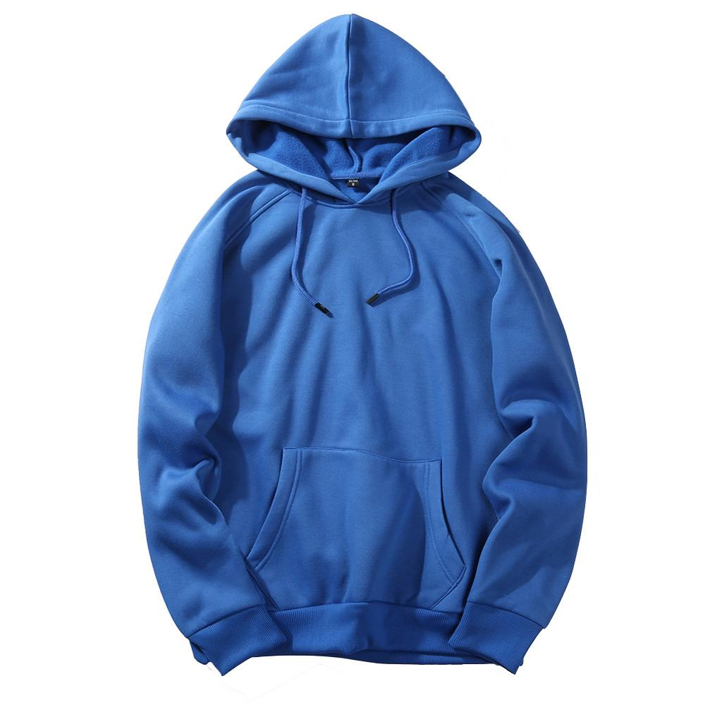 FGKKS New Autumn Fashion Hoodies Male Warm Fleece Coat Hooded Men Brand Hoodies Sweatshirts EU Size 23