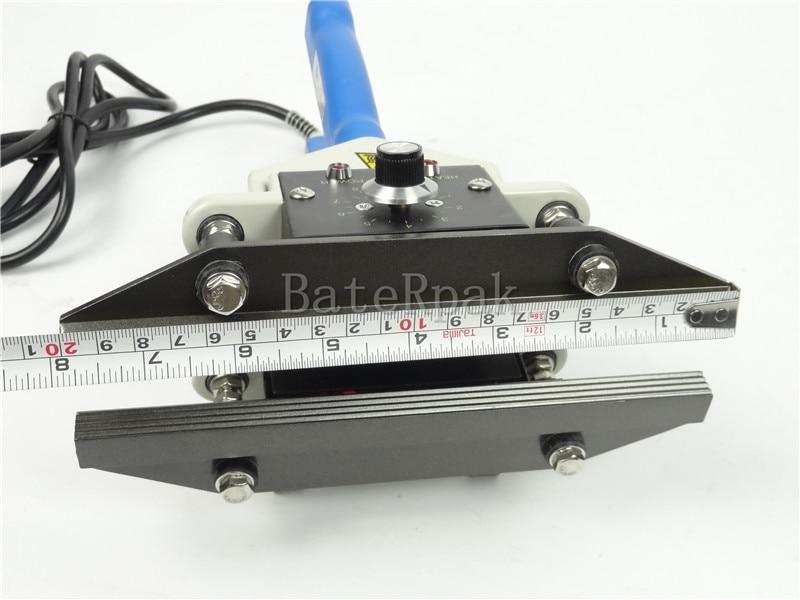 """FKR-200 """"BateRpak"""" rankinis / dvigubas nepertraukiamo kaitinimo - Suvirinimo įranga - Nuotrauka 3"""