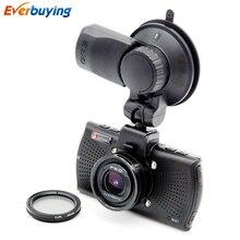 Cámara del coche DVR A7810G Pro Coche DVR 1296 P de Ambarella A7 LDWS Visión nocturna de la Videocámara Grabadora de Vídeo Con Gps Radares 32 GB