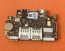 Utilisé carte mère Dorigine 2G RAM + 16G ROM Carte Mère pour OUKITEL C5 Pro MTK6737 Quad Core Livraison gratuite
