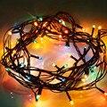 3 M 40LED Lâmpadas de Natal Decoração Do Casamento De Fadas Seqüência de Luz Noite Quente l61221