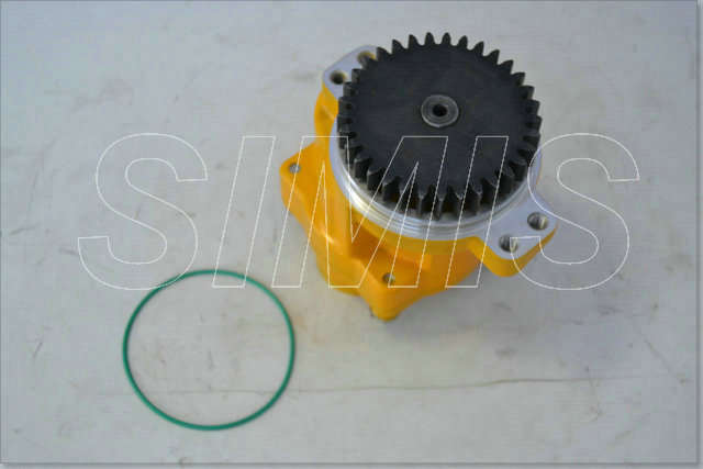 US $180 0 |engine parts oil pump 233 5220 for CATERPILLAR ENGINE C 10 C 12  C 13 C 15 C 16 C11 C13-in Oil Pumps from Automobiles & Motorcycles on