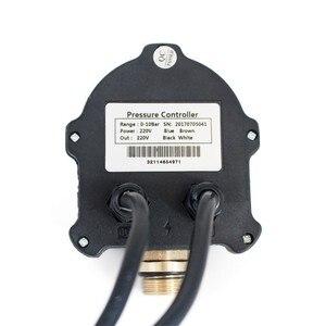 """Image 3 - ロシアデジタル Led 表示ウォーターポンプ圧力制御スイッチ G1/4 """"G3/8"""" G1/2 """"WPC 10 、 eletronic コントローラセンサーとアダプタ"""
