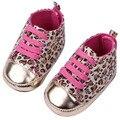 2016 Primavera otoño bebé niño Primeros Caminante suela blanda Zapatos de prewalker Recién Nacido niños niñas bebe sapatos edad 0-18 mes