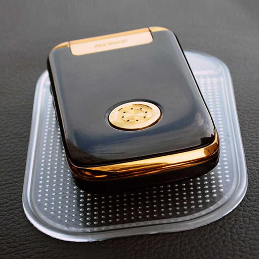 אוניברסלי רכב קסם דביק סיליקון לא לוח מחוונים להחליק מחזיק טלפון Mat GPS PDA MP3 MP4 אנטי להחליק מחצלת