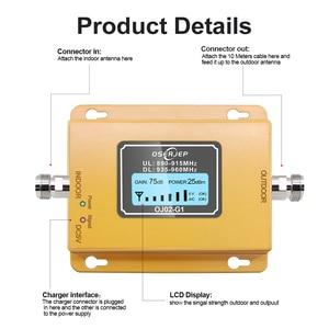 Image 3 - Affichage LCD rentable GSM Band8 900MHz 2g 3g répéteur de Signal GSM Booster 20dbm amplificateur de Signal de téléphone portable