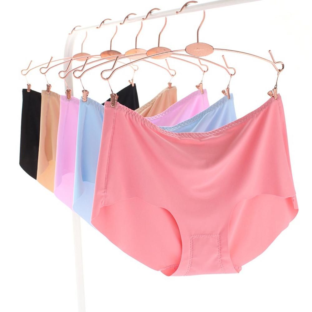 La MaxPa Fashion Women Seamless Ultra-thin Underwear G String Women's   Panties   Intimates Breathable Mid-Rise briefs 2019 k80