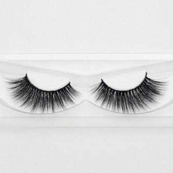 1 pair Bridget mink eyelashes 3D MINK False Eyelashes Hand Made Full Strip Lashes Fake Eye Lashes Professional Makeup Lashes