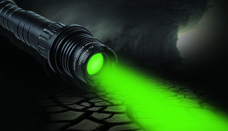 Drop shipping Laserspeed Tactical Subzero Green Laser Designator Rifle Hunting